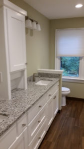 Fantasia Tile & Remodeling - Cary, NC Bathroom Renovation