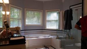 Fantasia Tile & Remodeling - Preston Bathroom Remodel - Before Pictures