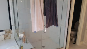 Fantasia Tile & Remodeling - Preston Bathroom Remodel - Before Pictures